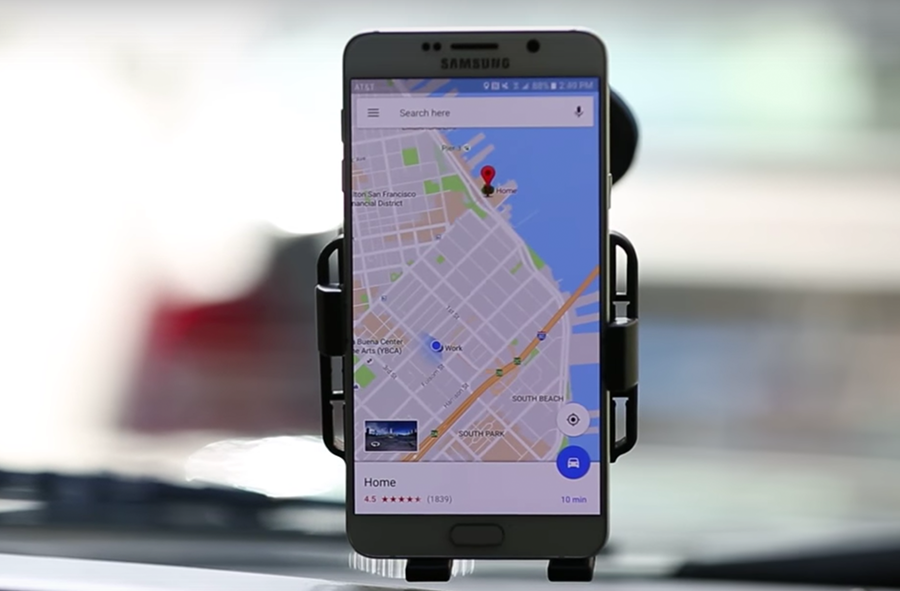 How To Use Google Maps Handsfree Localyse - Is google maps app free