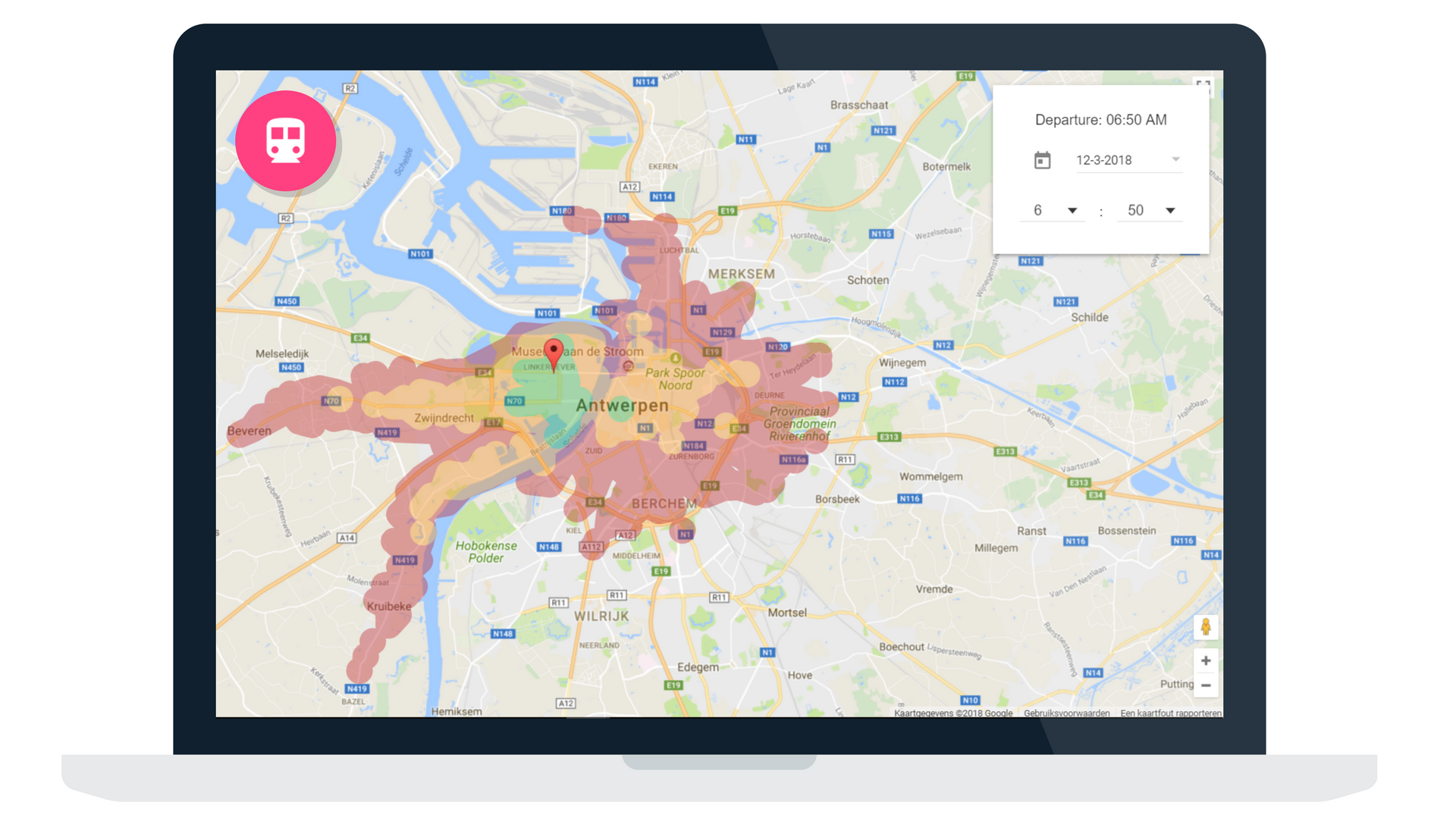 Localyse launches Travel Time API to visualize distance as travel ...