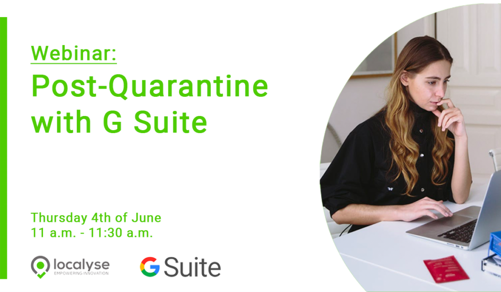 Post - Quarantaine with G Suite