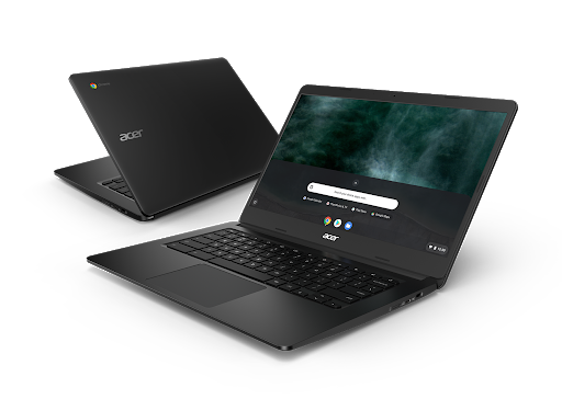 The Acer Chromebook 314 – C933 with Chrome® OS